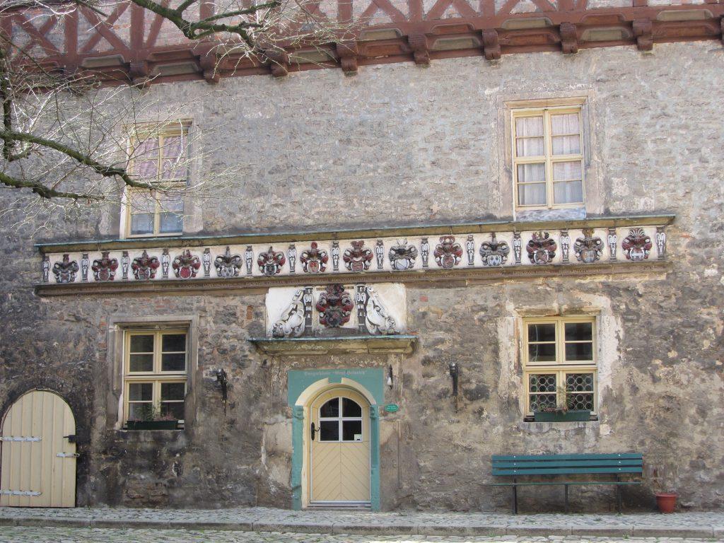 Innenhof Burg Schlanstedt 2